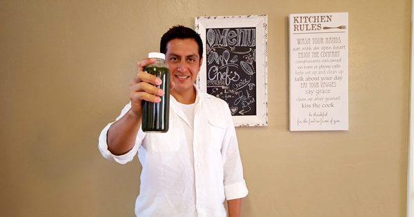 Green juice For Hypothyroidism